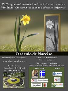 IV Congresso Internacional de Psicanálise sobre Violência, Culpa